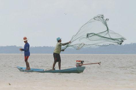 Quadrilha de Pernambuco invade conta de pescadores do PA e saca seguro defeso