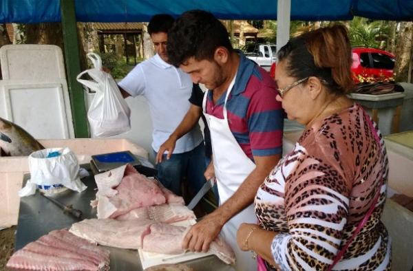 Sepror reativa o Conselho de Pesca e Aquicultura do Amazonas