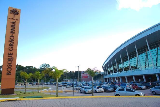 Bando assalta loja de Shopping de Belém pela segunda vez