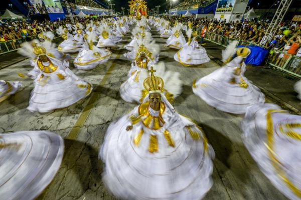 Pessoas com deficiência terão camarote no desfile das Escolas de Samba de Manaus
