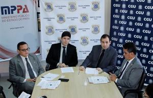 Sete presos, em Belém, em operação da PF por desvio de R$ 23 milhões da UFRA