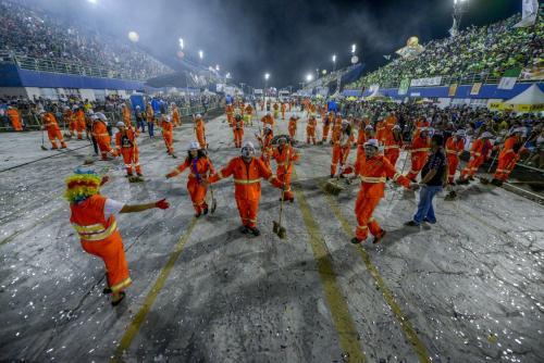 Prefeitura de Manaus monta esquema de serviços para os desfiles no Sambódromo