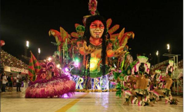 Em Manaus, Grupo Especial leva respeito, sorte, homenagens  ao Sambódromo