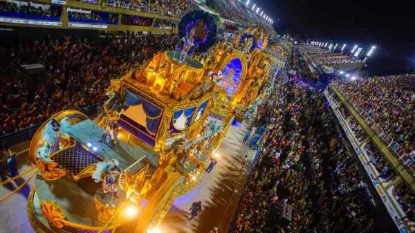 Vila Isabel, Mangueira e Ilha se destacam no 2º dia de desfiles do Rio
