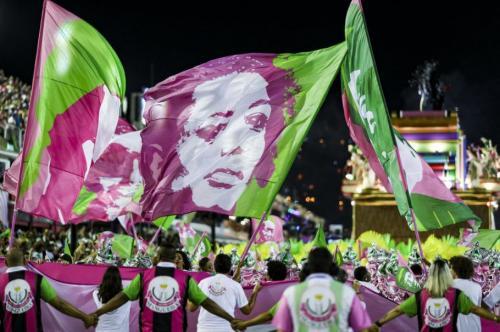 Mangueira é campeã no Rio 2019