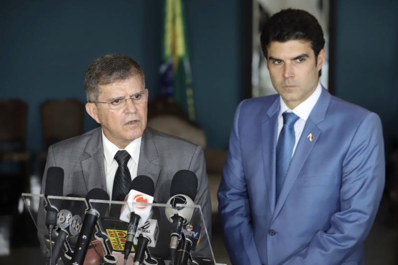 Agentes da Força Nacional de Segurança chegam ao Pará no dia 25 de março