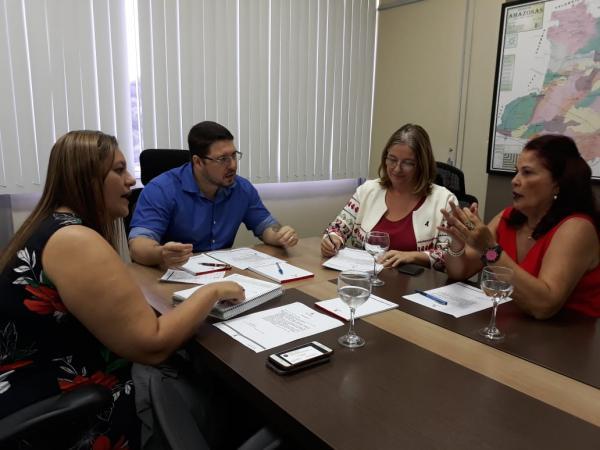 Transplante é tema de reunião entre Susam e Ministério da Saúde