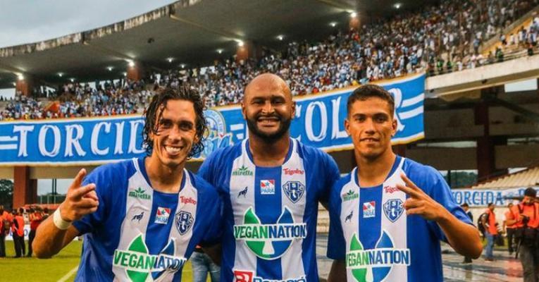 Paysandu goleia São Francisco por 3 a 0 no Parazão, em Santarém
