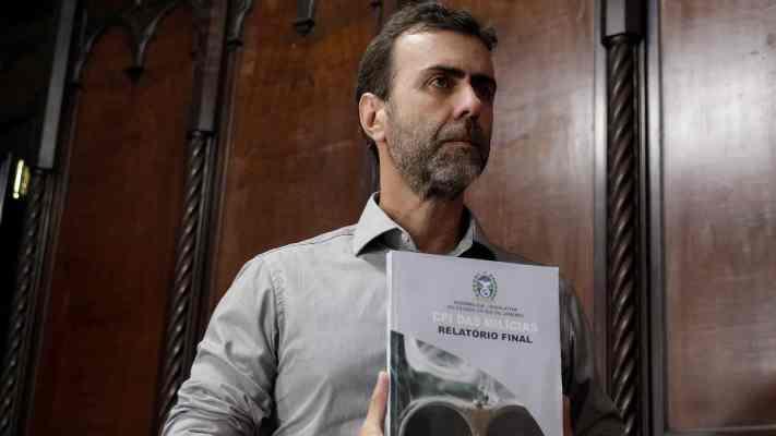 'A mando de quem?', cobra Freixo após prisões no caso Marielle
