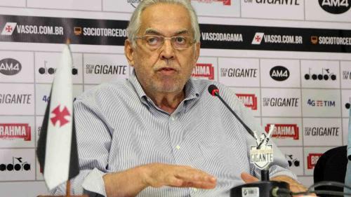 Ex-presidente do Vasco, Eurico Miranda morre aos 74 anos no Rio