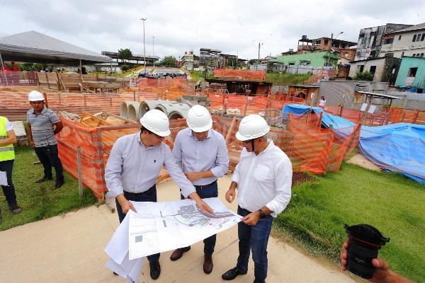 Interior e capital vão receber R$ 800 milhões em obras, anuncia governador