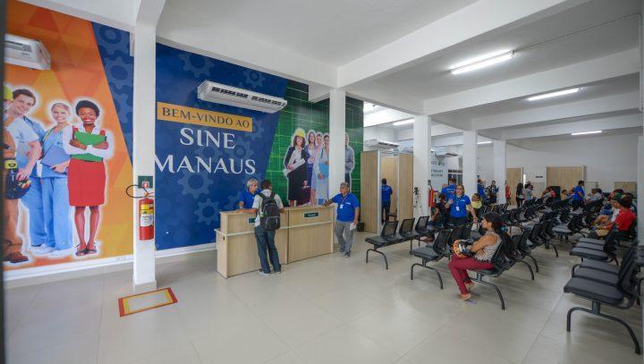 Mais de 80 vagas de emprego são oferecidas nesta quinta (14) em Manaus