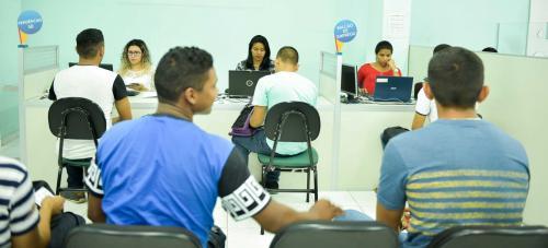 Manaus tem 64 vagas de trabalho nesta sexta (15); 30 são para PCDs