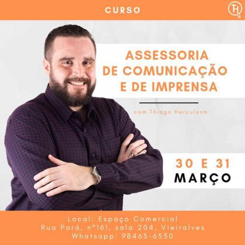 Abertas inscrições para o curso 'Assessoria de Comunicação e Imprensa 2.0', em Manaus