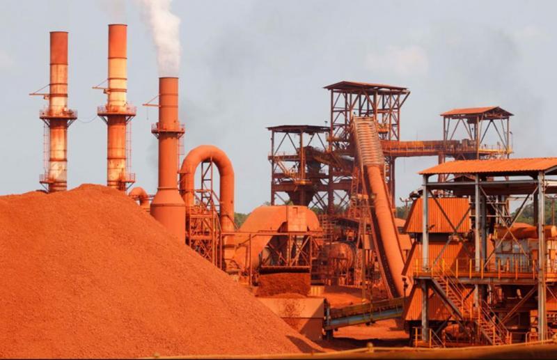 Terra Santa recebeu R$ 44 milhões de royalties da bauxita em cinco anos