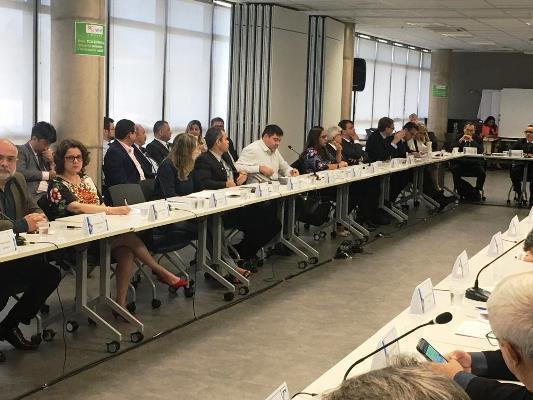 Prefeitura de Manaus debate reforma da previdência, em Brasília