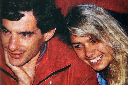 Adriane Galisteu relembra aniversário de Ayrton Senna