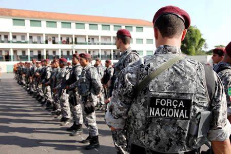 Tropa da Força Nacional começa a chegar nesta sexta (22) no Pará