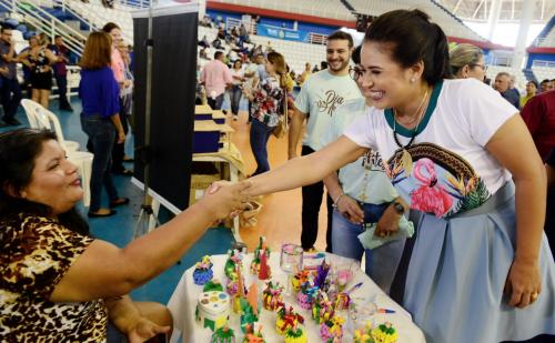 Evento do Dia do Artesão recebe mais de 4 mil pessoas