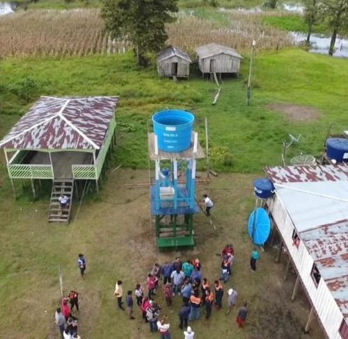 Funasa garante água potável para comunidade de Manacapuru