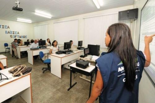 Entrega de documentos de inscritos para cursos do CETAM inicia dia 26 de março