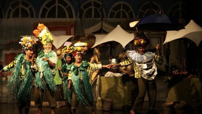 Ver-o-Peso comemora 392 anos com espetáculo teatral no Mercado