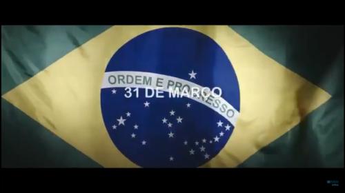 Planalto divulga vídeo exaltando Golpe de 64: 'Exército nos salvou'