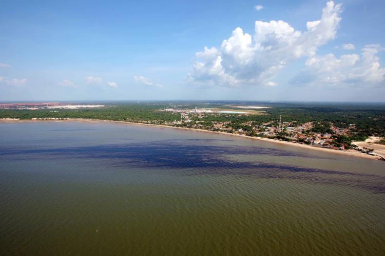 Indenização por danos coletivos de naufrágio em Barcarena será debatida nesta quinta (4)