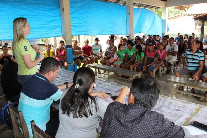 Órgãos discutem combate à pesca predatória na região do Tapará, em Santarém