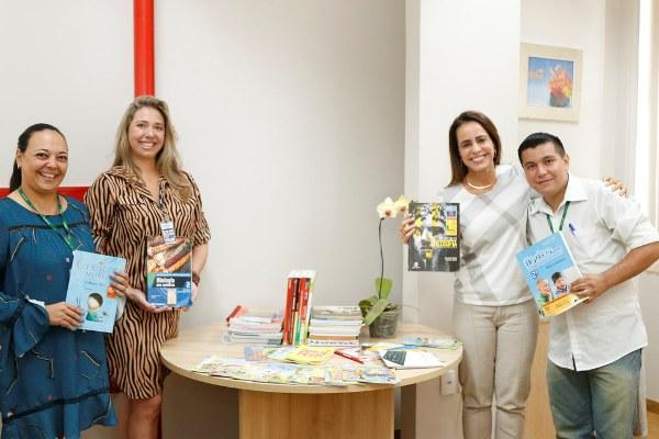 Mais de 16 mil publicações já foram arrecadadas para 5ª Feira de Livros, em Manaus