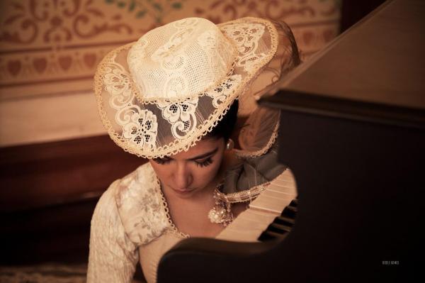 Exposição Fotográfica revela a biografia da primeira pianista do Amazonas