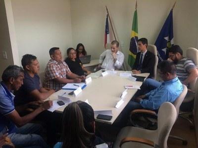 MPF em Tabatinga reúne lideranças indígenas para esclarecer sobre prisão de servidor da Funai