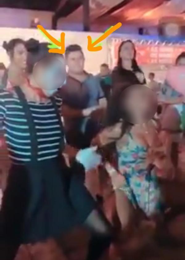 Prefeito de Nhamundá cai no funk, após demitir 100 e mandar 'se virarem'