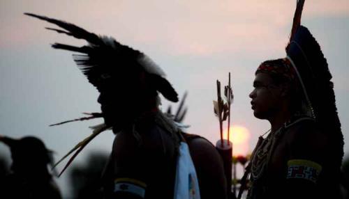 Saúde inicia Mês de Vacinação dos Povos Indígenas