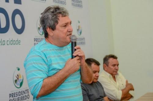 Romeiro Mendonça obtém liminar no TJ/AM e se livra de cassação na Câmara