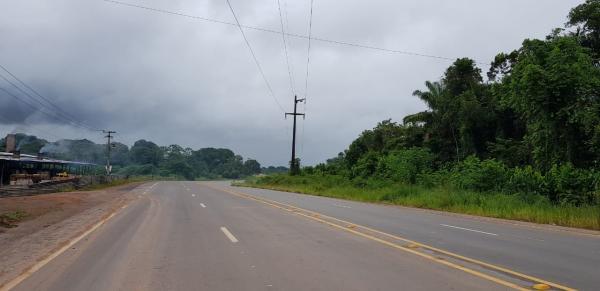 Governo do AM promete sinalizar rodovias estaduais