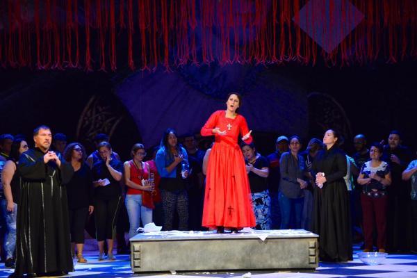 'Maria Stuarda' mostra rivalidade entre rainhas no 22º Festival Amazonas de Ópera