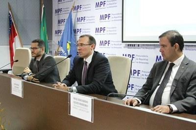 MPF/AM processa empresa por danos ambientais e pede indenização mínima de R$ 57 mi