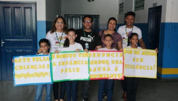 Manaus lança campanha de prevenção à violência sexual contra crianças e adolescentes