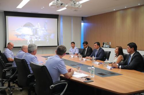 Em Brasília, CINDACTA IV confirma operação no Festival de Parintins