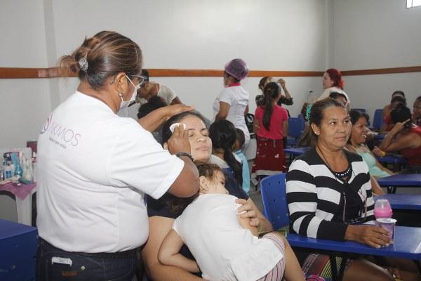 'Prefeitura + Presente' realiza mais de três mil atendimentos em Manaus