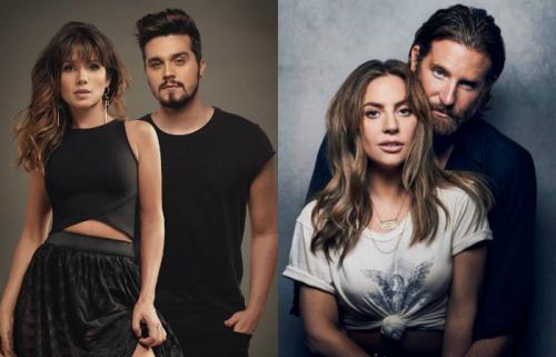 Paula Fernandes e Luan Santana farão dueto em versão brasileira de 'Shallow'