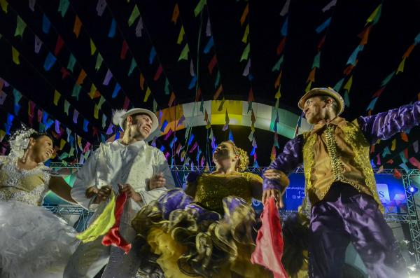Sorteio define ordem de apresentação de grupos do 63º Festival Folclórico do Amazonas