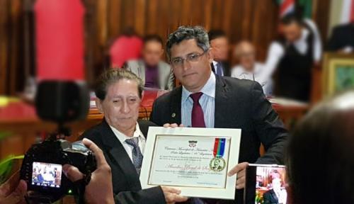 Câmara de Humaitá (AM) realiza sessão com homenagens e honrarias