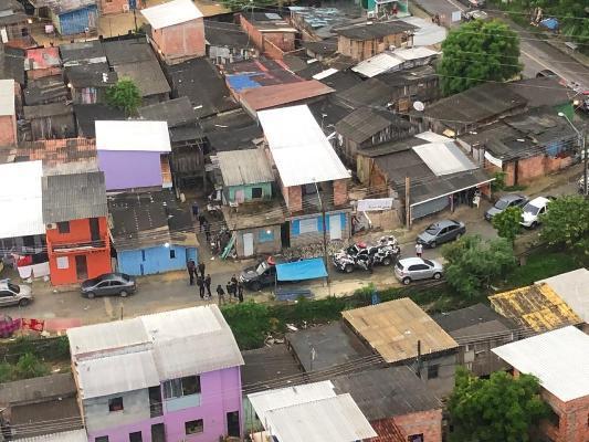 SSP-AM deflagra operação 'Anúbis' contra tráfico de drogas e homicídios em Manaus