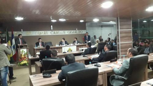 Após cassação arbitrária vereadores de Coari recorrem ao TJ/AM