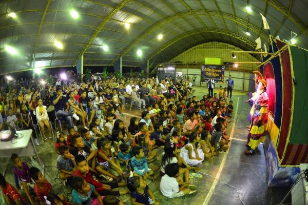 Pela primeira vez, Festival Amazonas de Ópera chega a comunidade indígena em Benjamin Constant