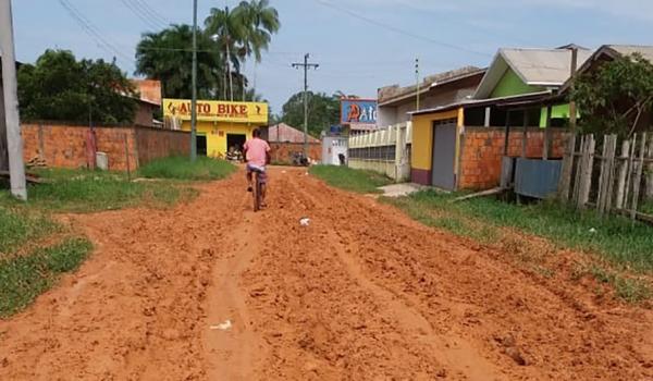 Justiça determina que Prefeitura de Envira asfalte ruas do município