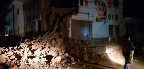 Terremoto no Peru é sentido em três cidades do Amazonas, no Acre e Colômbia