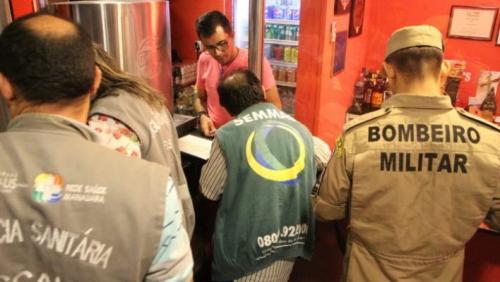 Em Manaus, Bar do Eldorado é multado em R$ 25 mil por poluição sonora